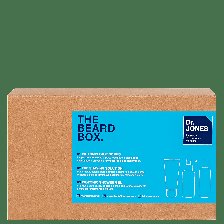 THE BEARD BOX