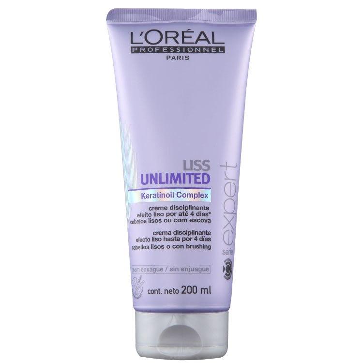 Creme Disciplinante Liss Unlimited L'Oréal Professionnel