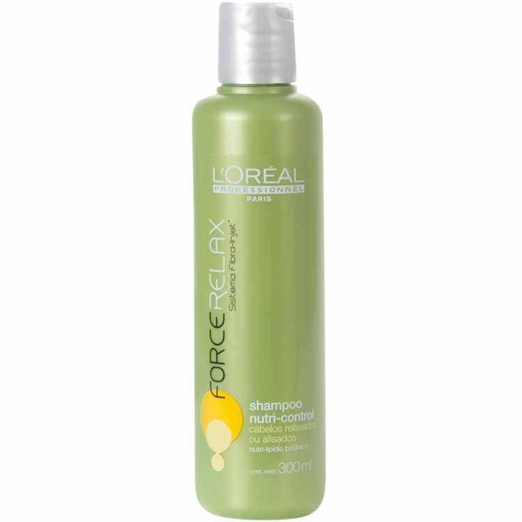 Shampoo Force Relax Nutri-Control L'Oréal