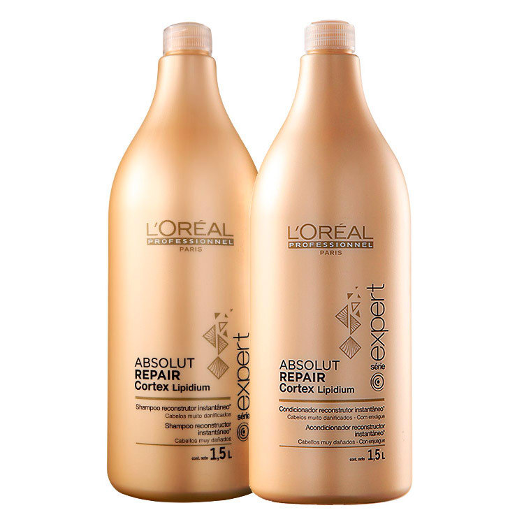 Kit Absolut Repair Cortex L'Oréal Professionnel