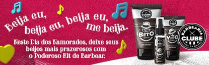 Kits Barbearia Clube para Banho