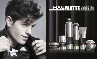Axe Matte Effect