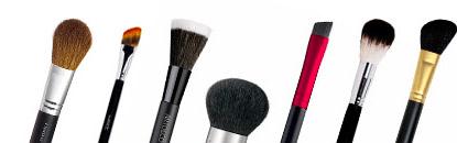Kits de Pincéis para Maquiagem