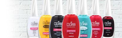Spray Secante e Finalizadores Colorama