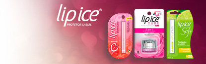 Hidratante Labial Lip Ice