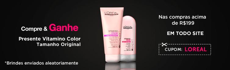 Exclusivo por E-mail: Ganhe Presente L'Oréal