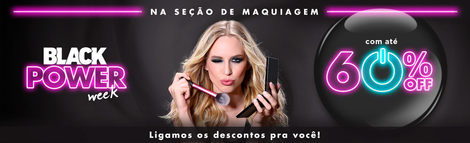 Black Friday Maquiagem