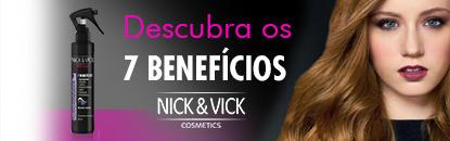 Nick & Vick Alta Performance Clareador