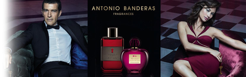 Body Spray Antonio Banderas