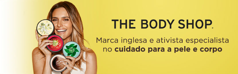 Hidratante The Body Shop para o Corpo
