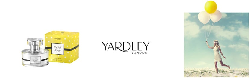 Body Spray Yardley