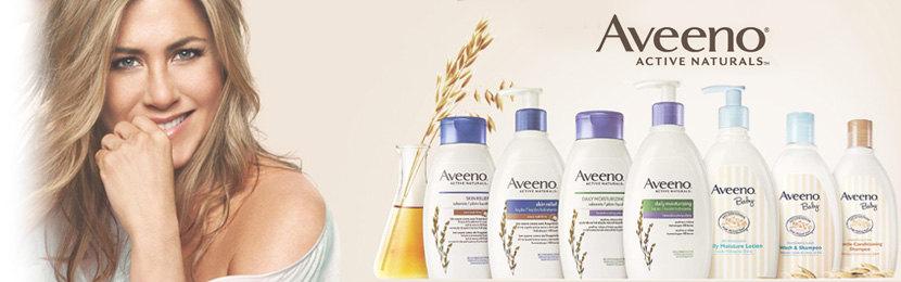 Kits Aveeno para Banho