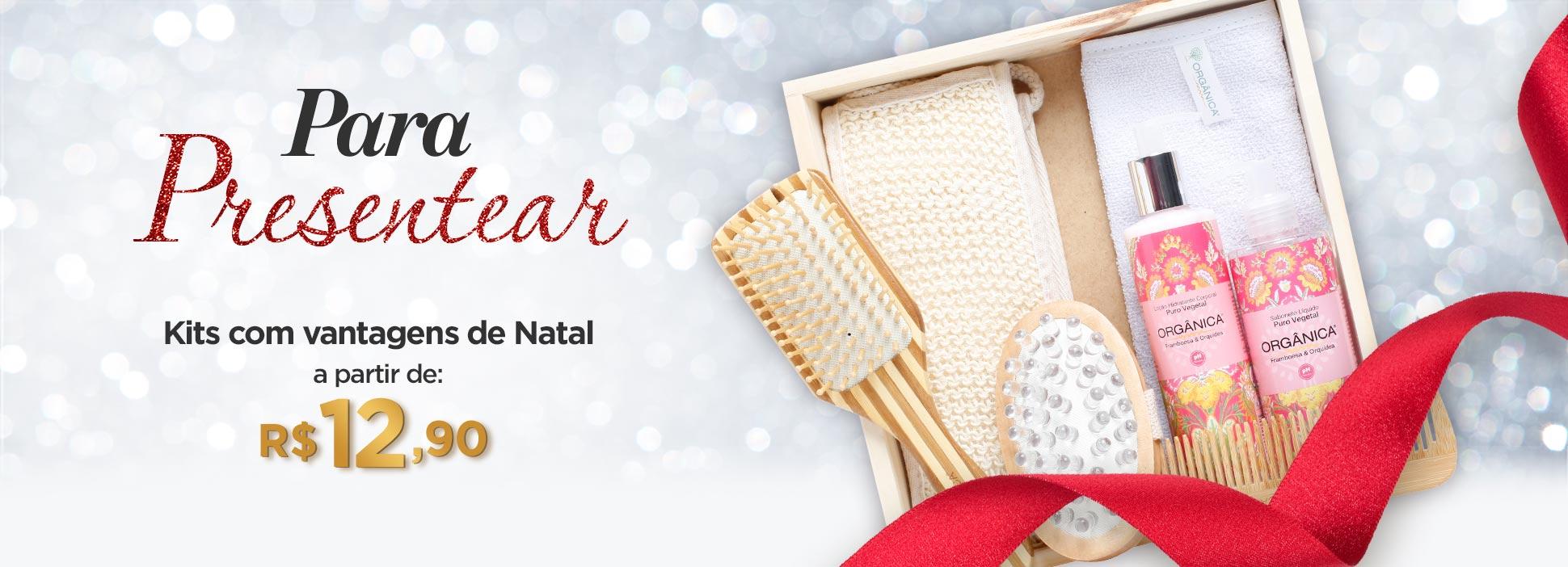 Kits e Presentes de Natal
