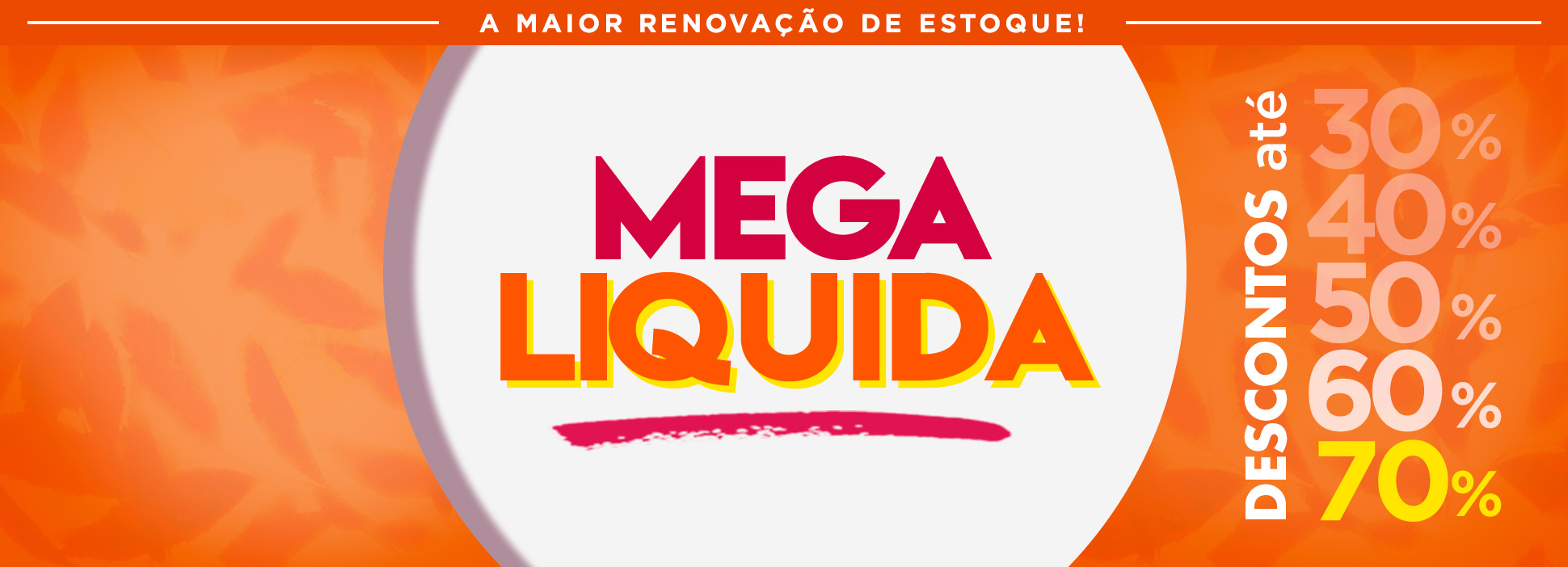 Mega Liquida da Beleza na Web