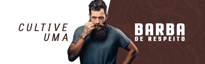 Barba de Respeito Cabelos