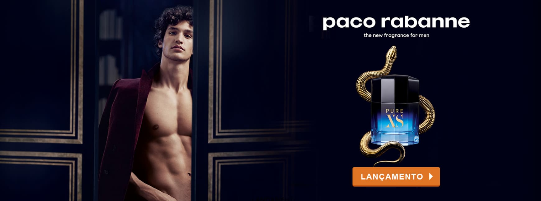 Paco Rabanne: XS