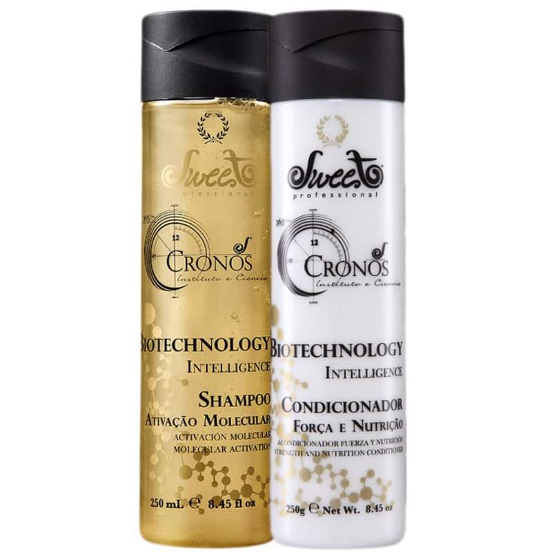Kit Sweet Hair Cronos Biotechnology Intelligence Duo (2 Produtos)
