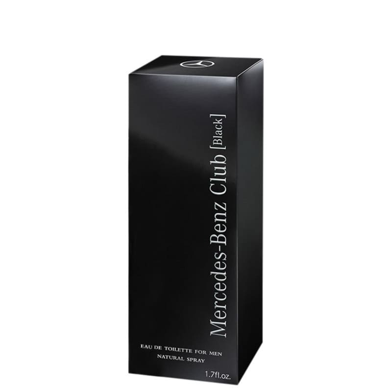 Mercedes benz club black perfume masculino beleza na web for Mercedes benz club cologne
