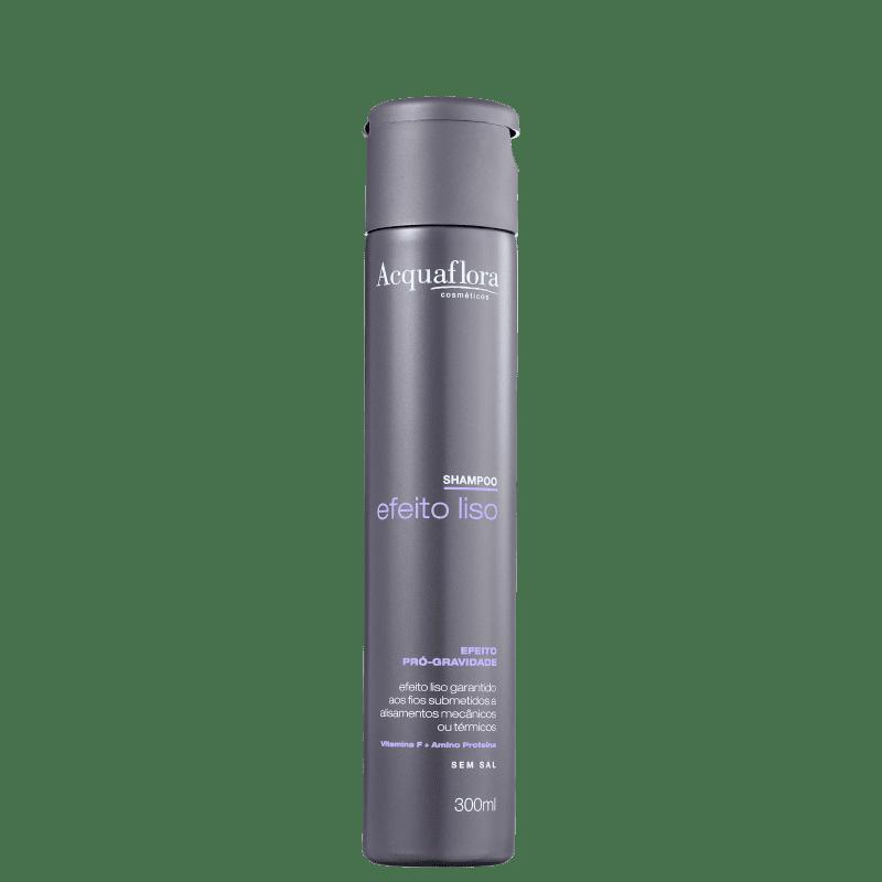 Acquaflora Efeito Liso - Shampoo sem Sal 300ml