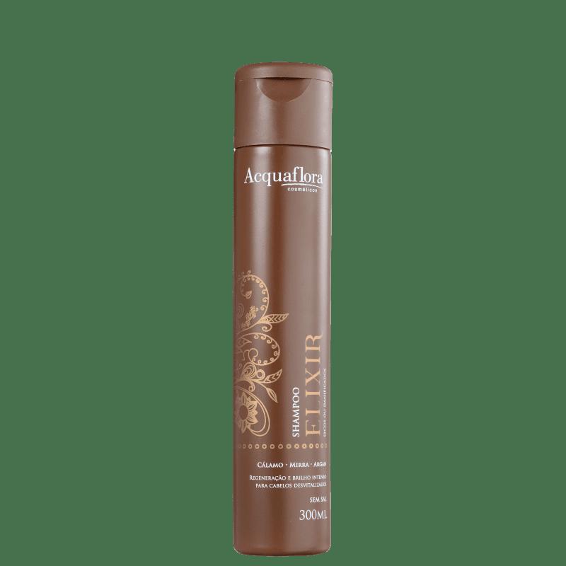 Acquaflora Elixir Secos e Danificados - Shampoo sem Sal 300ml