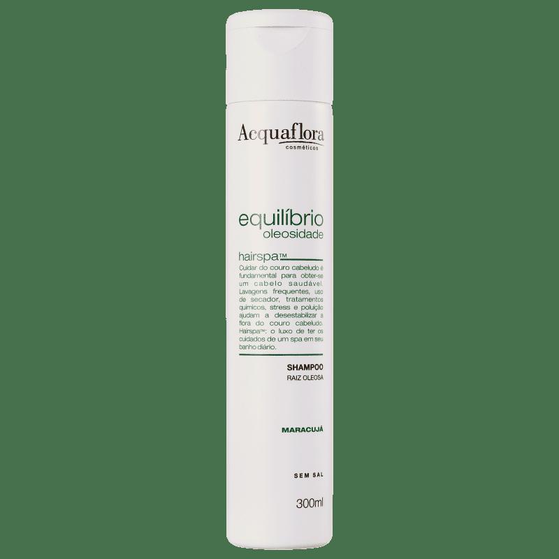 Acquaflora Equilíbrio Oleosidade Raiz Oleosa - Shampoo sem Sal 300ml