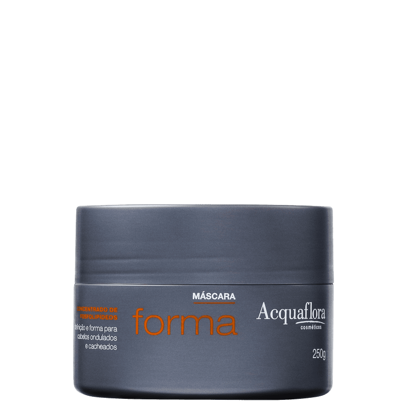 Acquaflora Forma - Máscara Capilar 250ml