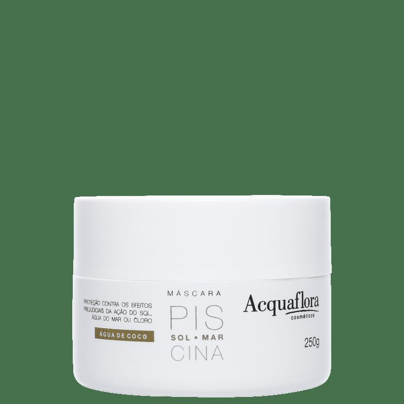 Acquaflora Sol Mar Piscina - Máscara Capilar 250g