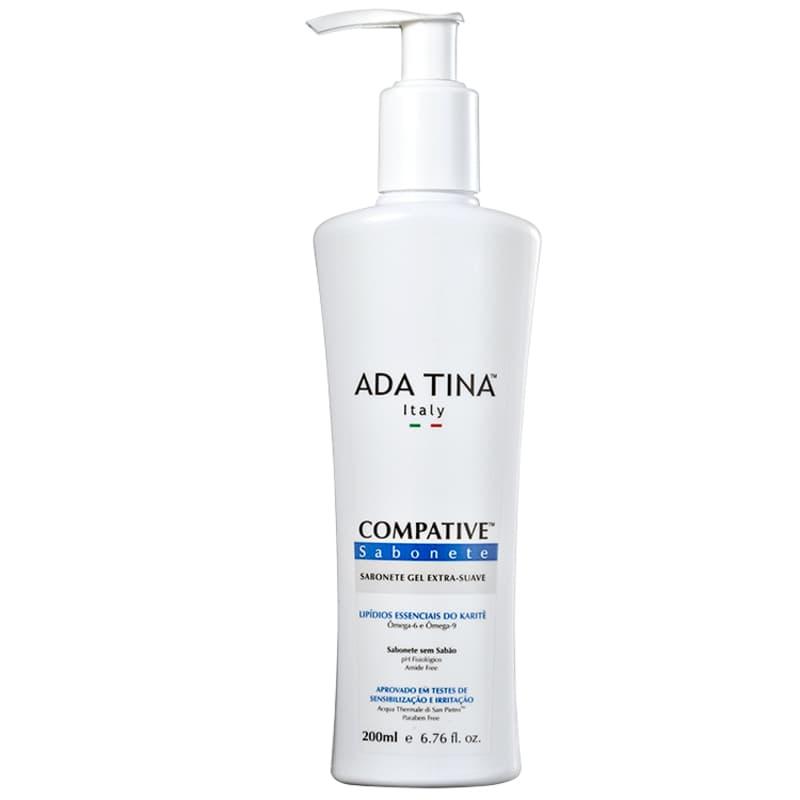 Ada Tina Compative - Sabonete Líquido Facial 200ml