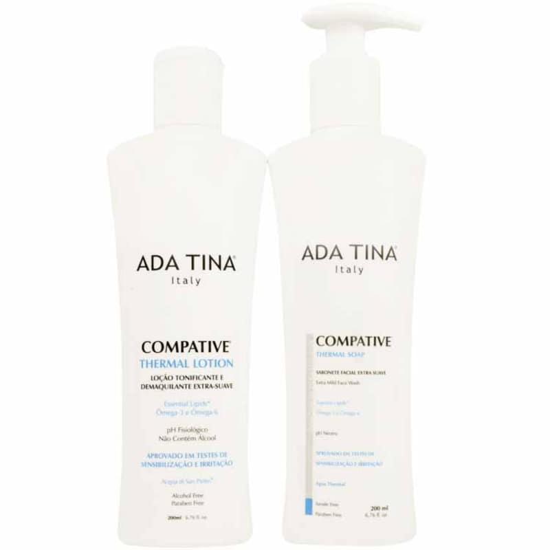 Ada Tina Compative Thermal Kit (2 Produtos)