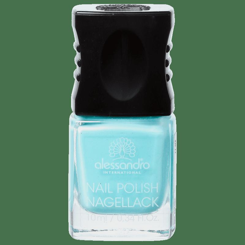 Alessandro International Nail Polish Peppermint Patty - Esmalte Cremoso 10ml