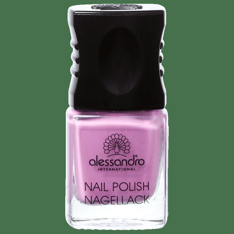 Alessandro Nail Polish Silky Mauve - Esmalte 10ml