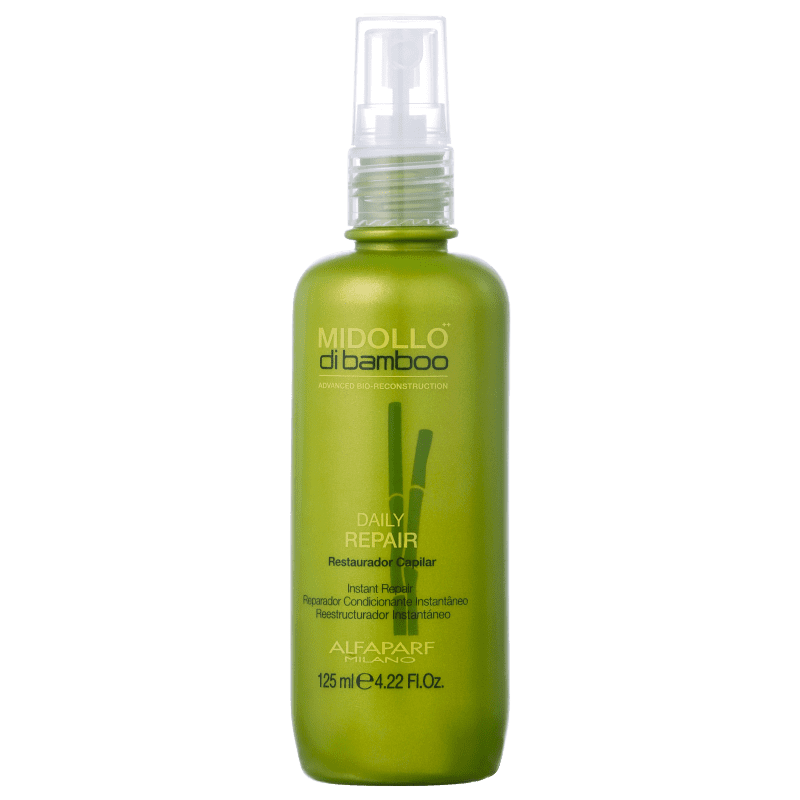 Alfaparf Midollo di Bamboo Daily Repair - Spray Leave-in 125ml