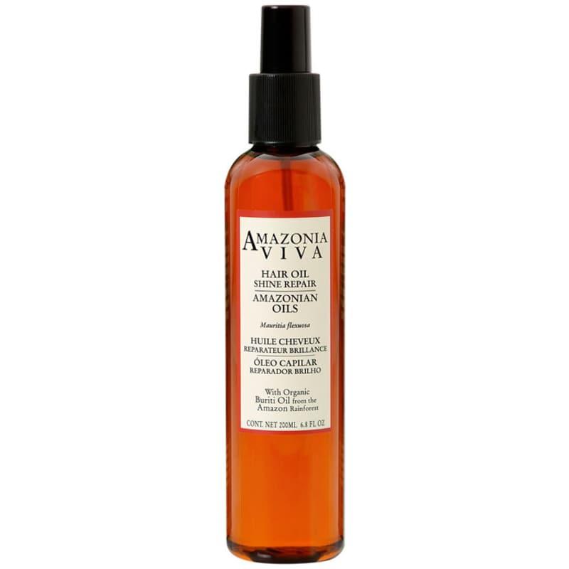 Amazonia Viva Hair Oil Shine Repair Amazonian Oils - Óleo Capilar 200ml