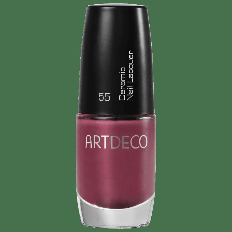 Artdeco Ceramic Nail Lacquer 55 Japanese Cherry Blossom - Esmalte Cremoso 6 ml