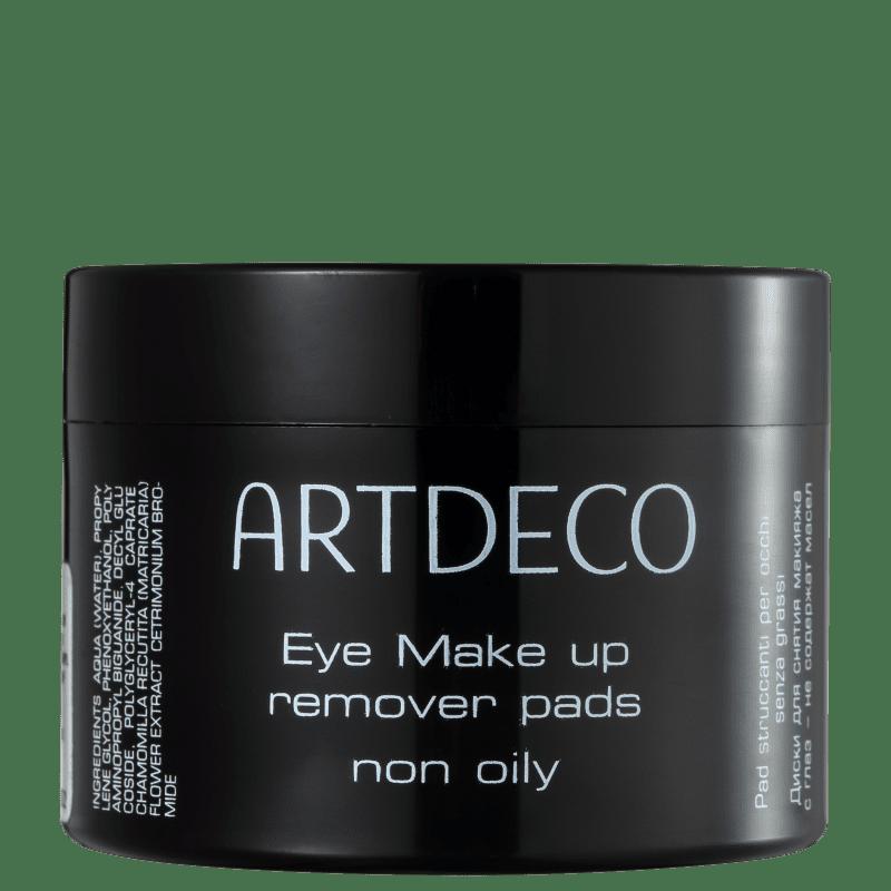 Artdeco Eye Make Up Remover Pads Non Oily - Demaquilante em Discos