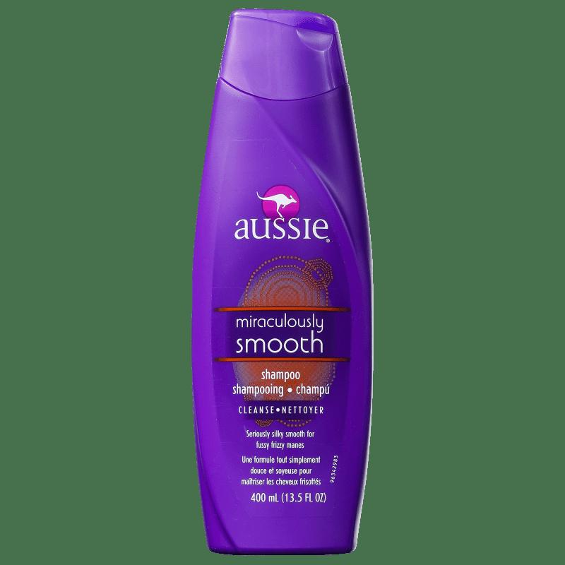 Aussie Miraculously Smooth - Shampoo 400ml