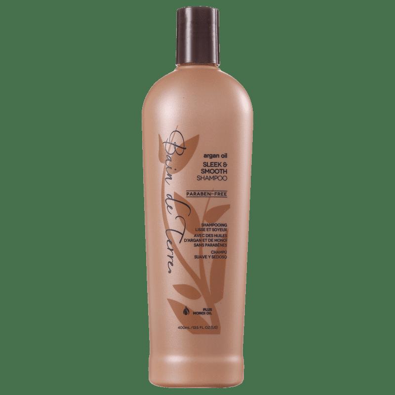Bain de Terre Argan Oil Sleek & Smooth - Shampoo 400ml