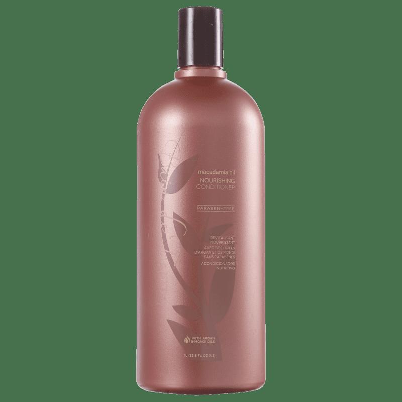 Bain de Terre Macadamia Oil Nourishing Conditioner - Condicionador 1000ml