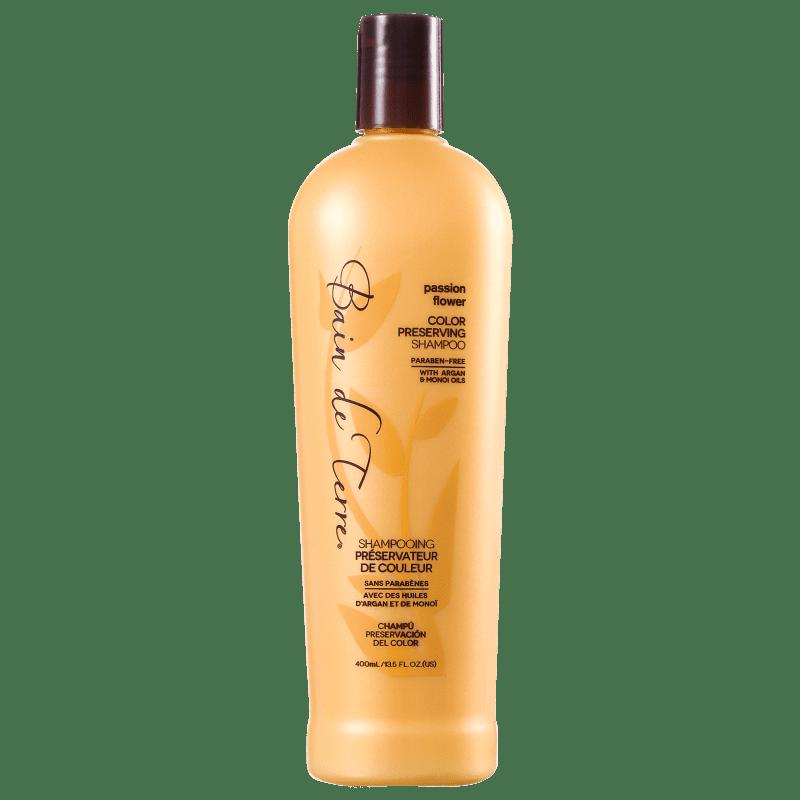 Bain de Terre Passion Flower Color Preserving - Shampoo 400ml