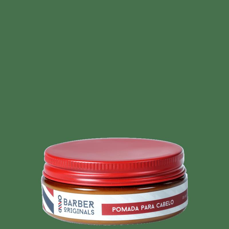 Barber Originals Penteados Firmes e Fortes - Pomada Modeladora 120ml