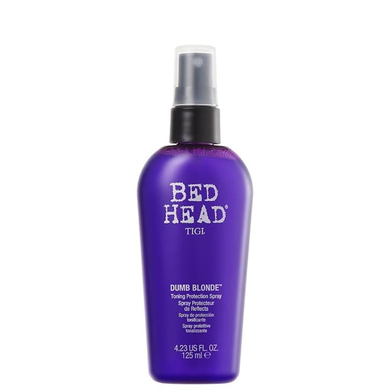 TIGI Bed Head Dumb Blonde Toning Protection - Spray Protetor Térmico 125ml