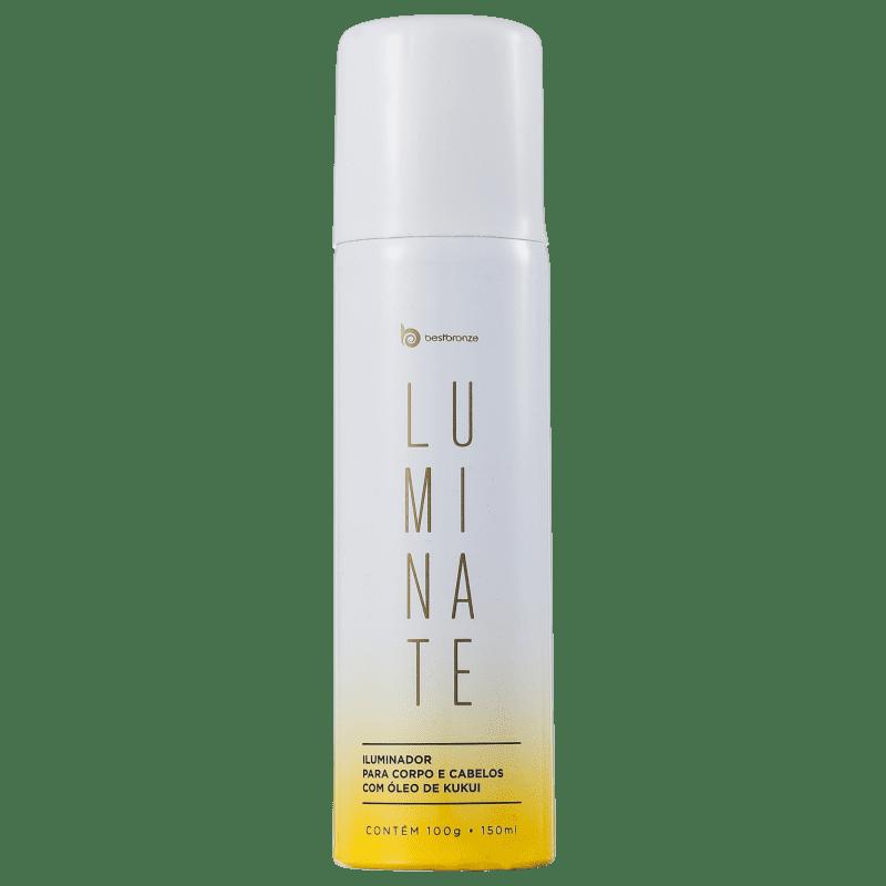 Best Bronze Luminate - Spray de Brilho 150ml