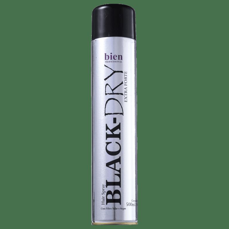 Bien Professional Black Dry Hair Spray - Spray Fixador 150ml