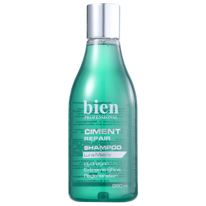Bien Professional Ciment Repair Reparative - Shampoo 260ml