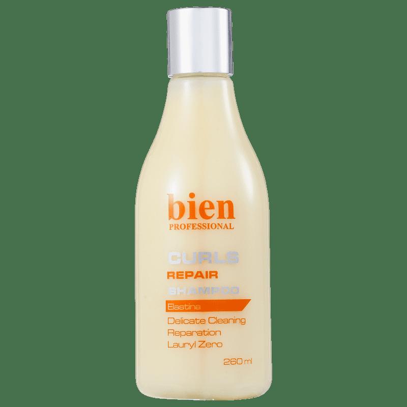 Bien Professional Curls Repair - Shampoo sem Sulfato 260ml