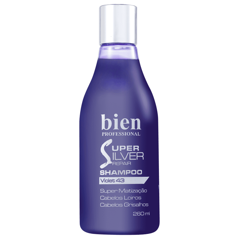 Bien Professional Super Silver Repair - Shampoo 280ml