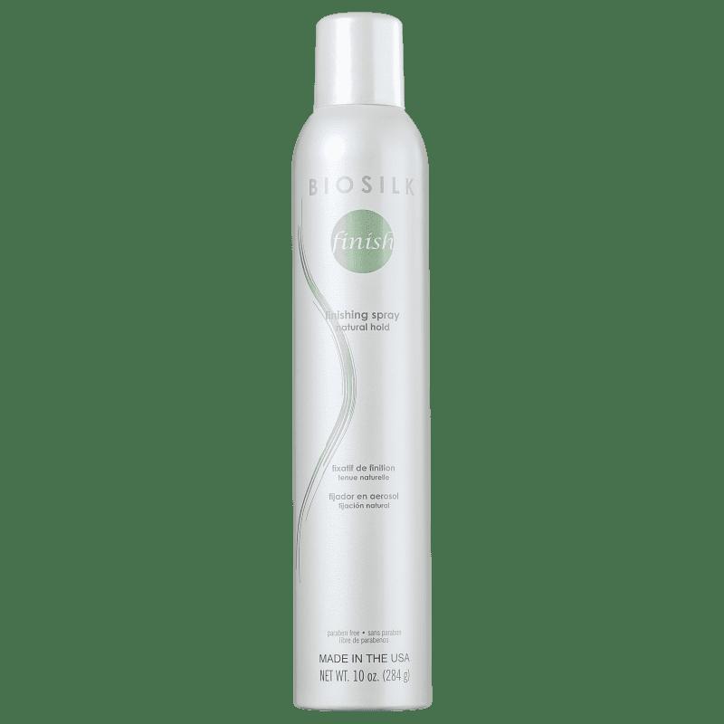 Biosilk Finish Natural Hold - Spray Fixador 284g