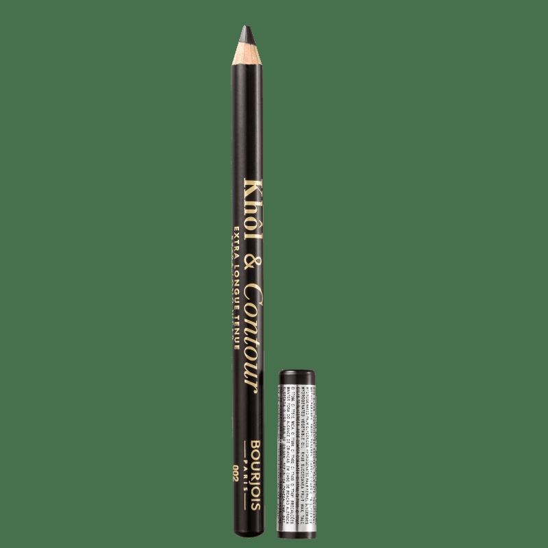 Bourjois Khôl & Contour 02 Ultra Black - Lápis de Olho 2g