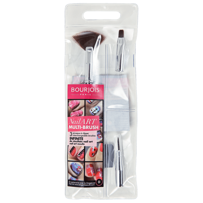 Bourjois Multibrush Nail Art - Pincel para Unhas Decoradas
