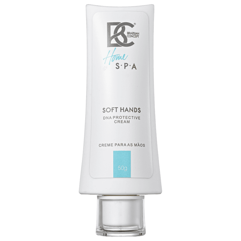 Brazilian Concept Soft Hands - Creme para as Mãos 50g